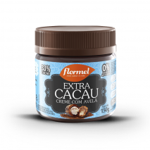 Creme de Avelã (150g) Flormel-Extra Cacau