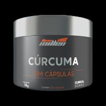 Cúrcuma (120caps) New Millen