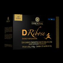D-Ribose (30 sachês de 5g) Essential Nutrition