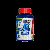 D3 2000 (60caps) One Pharma