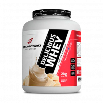 Delicious Whey (2000g) BodyAction - 50% OFF