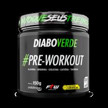 Diabo Verde Pré-Workout (150G) FTW