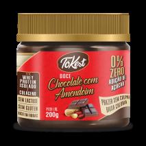 Chocolate com Amendoim (200g) Tokest