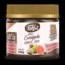 Goiabada com Coco (200g) Tokest