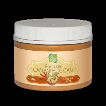 Pasta de Castanha de Caju Doce de Leite (300g) Eat Clean