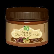 Pasta de Castanha de Caju Chocolate Belga (300g) Eat Clean