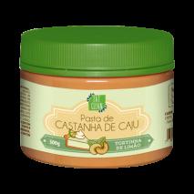 Pasta de Castanha de Caju Tortinha de Limão (300g) Eat Clean - 40% OFF