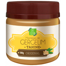 Manteiga de Gergelim Tahine Original (180g) Eat Clean