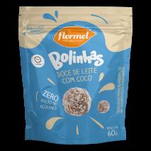 Bolinha de Doce de Leite (60g) Flormel-Coco