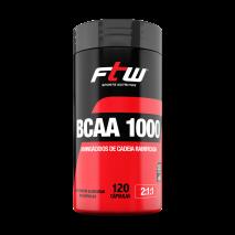 BCAA 1000mg (120caps) FTW