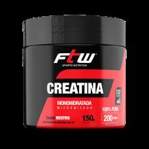Creatina (150g) FTW