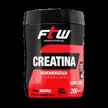 Creatina (60g) FTW