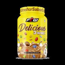 Delicious Whey 3W (900g) FTW