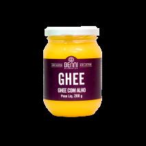 Manteiga Ghee com Alho (200g) Benni - 50% OFF