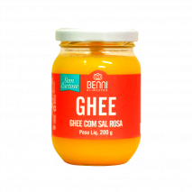 Ghee Veg com Sal Rosa (200g) Benni - 50% OFF