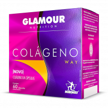 Colágeno Way (60caps) Glamour Nutrition