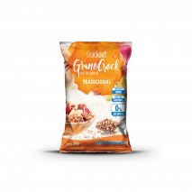 Mix de Cereais Granocrock (Sachê de 30g) Snackout