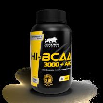 HI-BCAA 3000 + Arginina (240tabs) Leader Nutrition