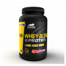 Hi-Whey Blend 8 Protein (900g) Leader Nutrition