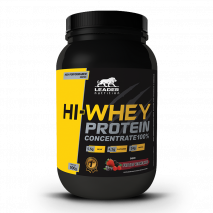 HI-Whey Protein Concentrado (900g) Leader Nutrition