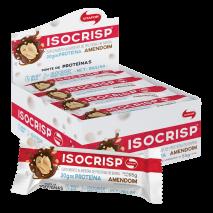 Isocrisp Bar (12unid-55g) Vitafor-Amendoim - 40% OFF