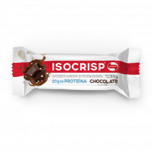 Isocrisp Bar (Unidade-55g) Vitafor