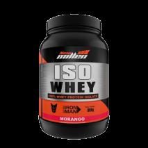 Iso Whey (900g) New Millen-Morango - 50% OFF