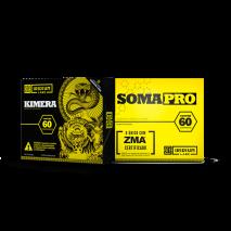Soma Pro ZMA (60comps) + Kimera (60comp) Iridium