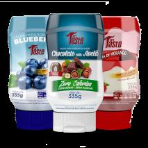 Kit Caldas para Sobremesa Mrs.Taste