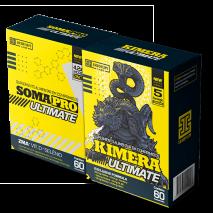 Soma Pro Ultimate (60caps) + Kimera Ultimate (60caps) Iridium