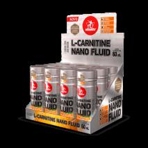 L-Carnitina Nano Fluid (12unid-60ml) Midway