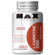 L-Carnitina 2000 (60caps) Max Titanium