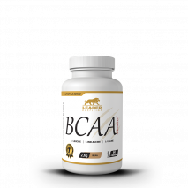 BCAA Advanced (60caps) Leader Nutrition