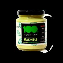 Maionese de Avocado (190g) 100 Foods - 40% OFF
