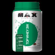 Top Whey 3W Mais Natural (900g) Max Titanium