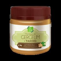 Manteiga de Gergelim Tahine Levedura (180g) Eat Clean
