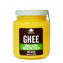 Manteiga Ghee com Óleo de Coco (200g) Benni