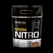 Massa Nitro Refil (Refil-2520g) Probiótica