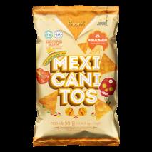 Mexicanitos Queijo Nacho (55g) Fhom