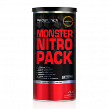 Monster Nitro Pack (44packs) Probiótica