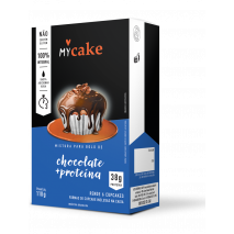 My Cake Chocolate com Proteína (110g) My Life - 50% OFF