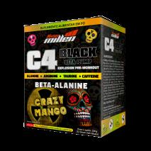 C4 Black Beta Pump (22unid-10g) New Millen