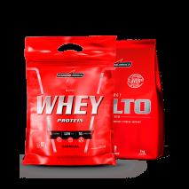Nutri Whey (Refil-907g) + Maltodextrina Refil (1000g) IntegralMedica