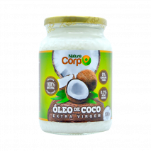 Óleo de Coco (500ml) Nature Corp