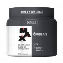 Ômega 3 (90caps) Max Titanium