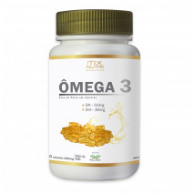 Ômega 3 EPA DHA (120caps) Mix Nutri
