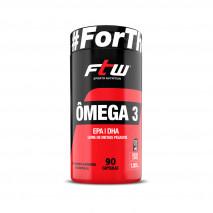 Ômega 3  (90caps) FTW