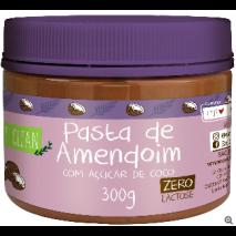 Pasta de Amendoim com Açúcar de Coco (300g) Eat Clean