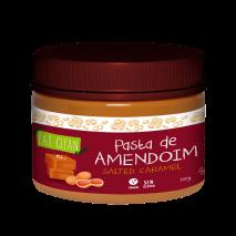 Pasta de Amendoim Salted Caramel (300g) Eat Clean