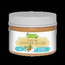 Pasta de Castanha de Caju com Leite de Coco (300g) Eat Clean